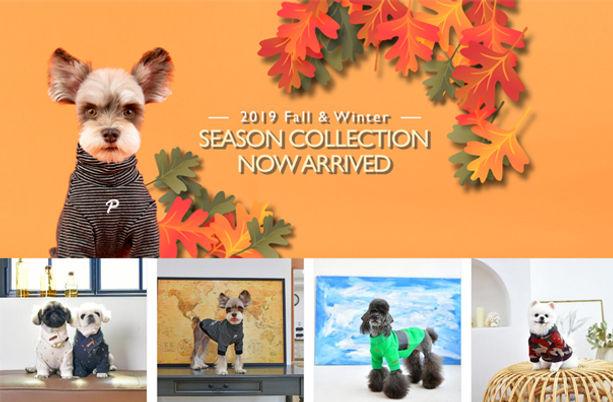 子犬、猫の衣類や用品を専門的に製造、流通する企業で、現在米国、英国、日本など60余カ国に輸出しています。  ★メリット★  1. 韓国の生地と部材で製品を生産して品質を高め、差別化したデザインです。  2.イギリスの皇室百貨店であるヘロット百貨店、スイスのマノー・デパート、ベルギーのイノヴァション百貨店など海外の有名百貨店に出店し、ヒュー・ジャックマン、サンドラ・ブロックなど海外の有名芸能人が使用して話題になりました。  3.主力商品であるハーネス製品は2007年から現在まで約100万枚以上を販売したミリオンセラー製品です。