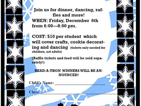 Winter Dance Flyer