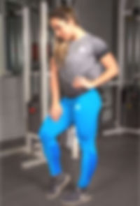 Home page Blessed Leggings Blue.jpg