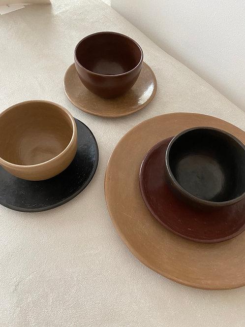 Beewax Plates
