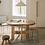 Thumbnail: Organic Oak Dining Table