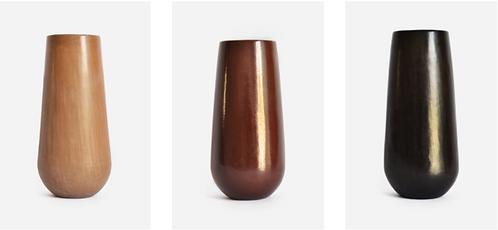 Beewax Vase