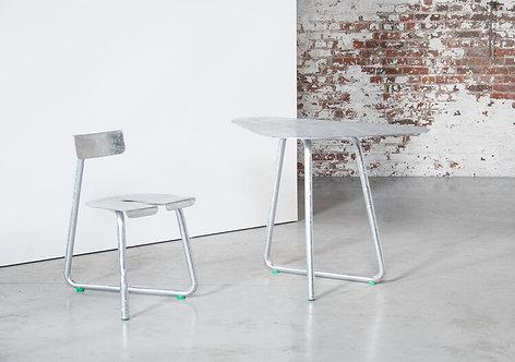 Galvanised Steel Table In&Outdoor