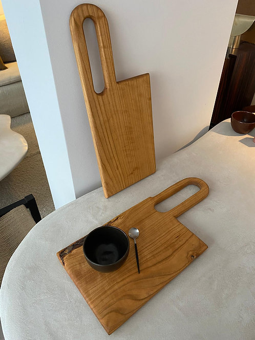 Solid Cherry Wood Boards