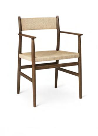 Chair Fumed Oak