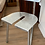 Thumbnail: Chair SPC Galvanised Steel by Thomas Serruys (limited edition)