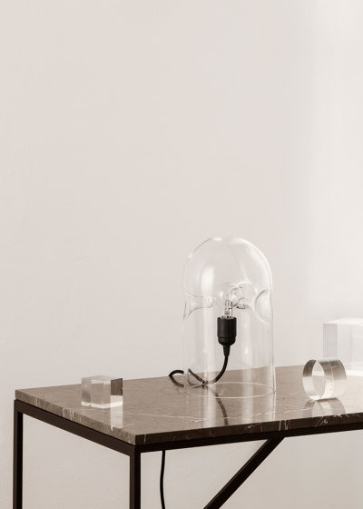 Mouthblown Table/Floor Lamp