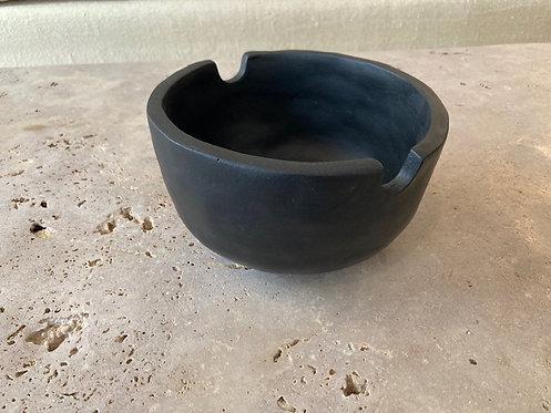 Black Ceramic Bowl ⌀19cm