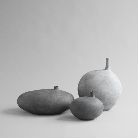 Dark Grey Submarine Vases