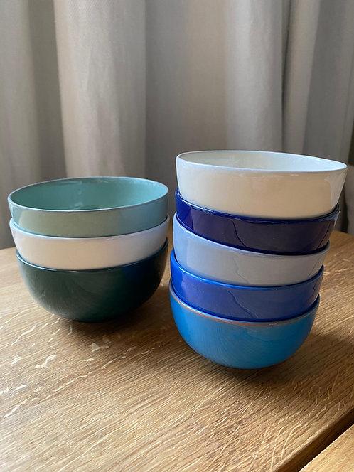 Colorful Bowls