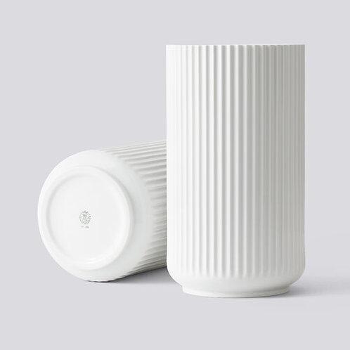 White Porcelain Vases