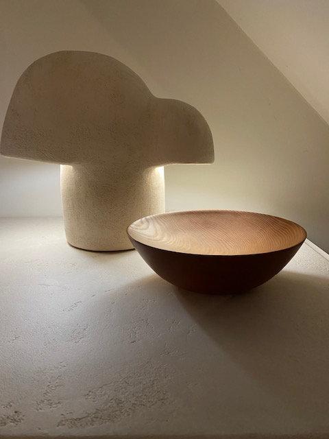 Handmade Wooden Bowl BL