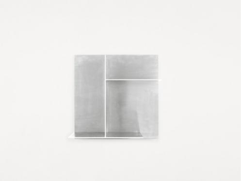 Square Aluminium Shelf