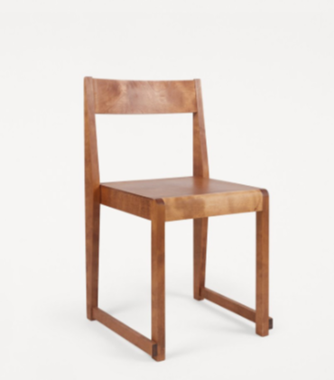 Chair in Oiled Birch