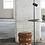 Thumbnail: Rust Ceramic Stool/Side Table