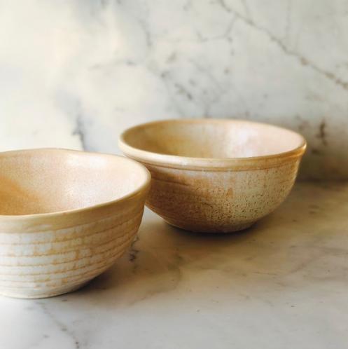 Bowls Cream / Sand