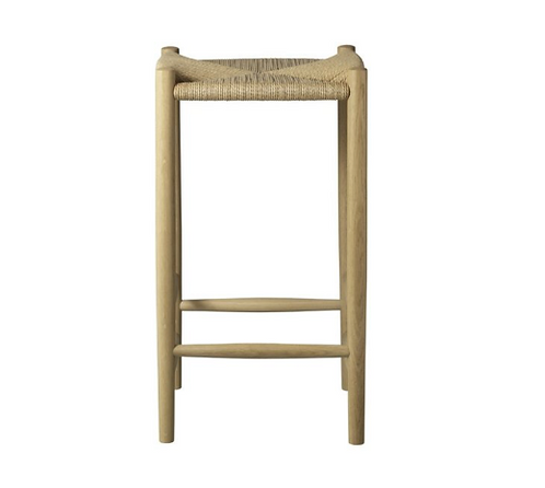 Kitchen Stool Oak
