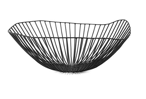 Black Iron Fruitbasket