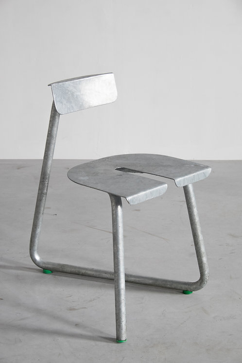 Chair SPC Galvanised Steel (limited edition)