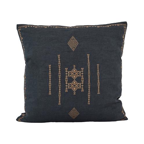 Cushion Drak Grey 50x50cm