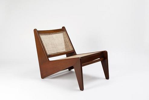 Kangaroo Chair Jeanneret