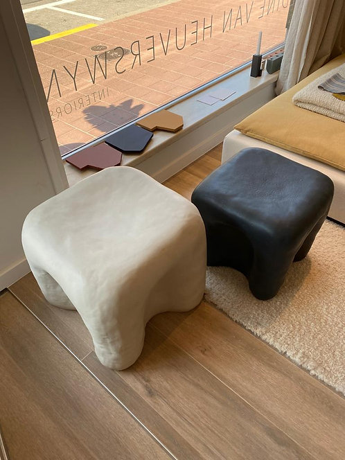 Side table / Stool Ceramic (Indoor & Outdoor)