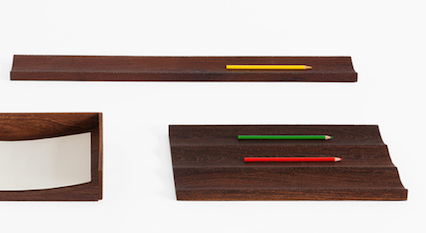 Desk Accessories Panga Panga Wood
