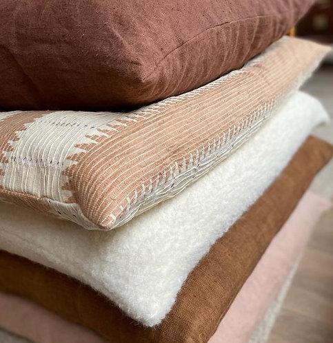 Cushion Bordeaux 50x50 cm