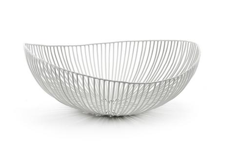 Oval Iron Fruitbasket