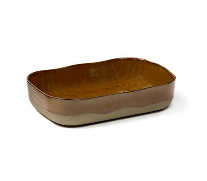 Ocre Dishes