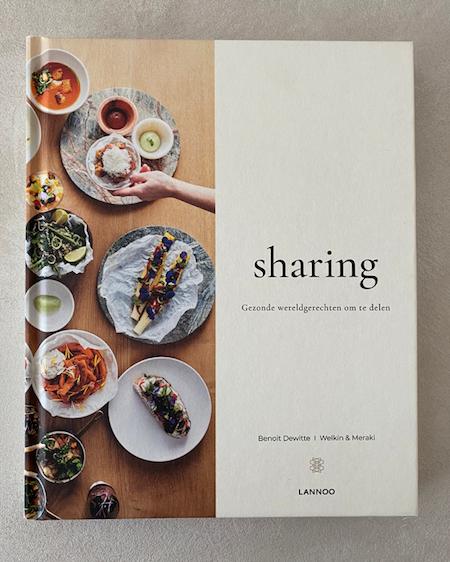"""Book """"Sharing"""" by Benoit Dewitte"""