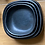 Thumbnail: Square Oven Dish Black
