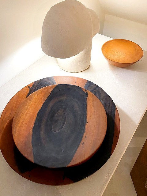 Handmade Wooden Ebony Bowls BL