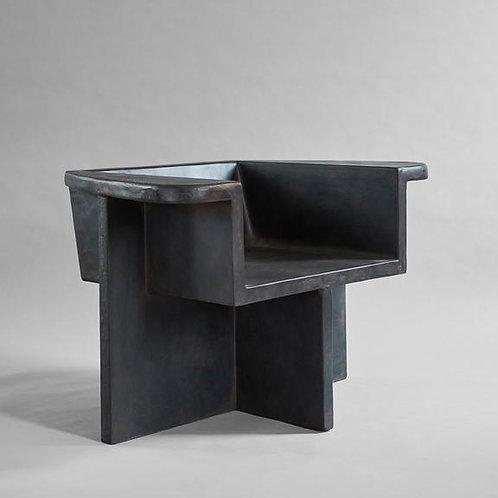Fiber Concrete Lounge Chair (In- & Oudoor)