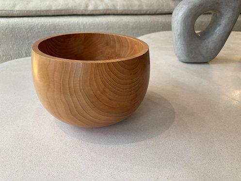 Handmade Wooden Little Bowl BL