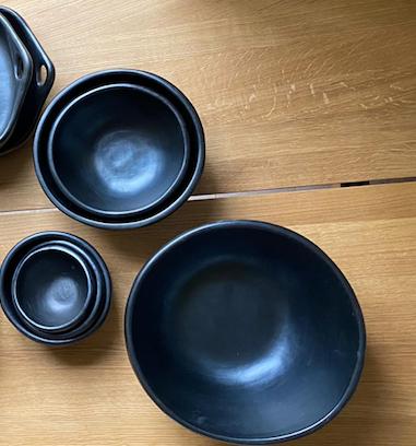Big Bowls Black
