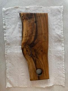 Solid Walnut Board 41x17 cm