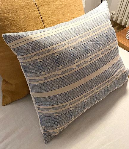 Cushion Blue Stripes 50x60 cm