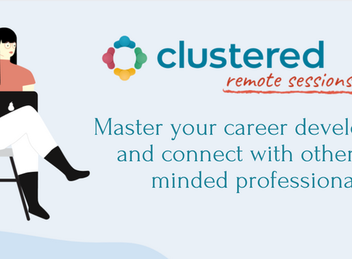 Clustered presents: Remote sessions - introducing the Clustered experts community