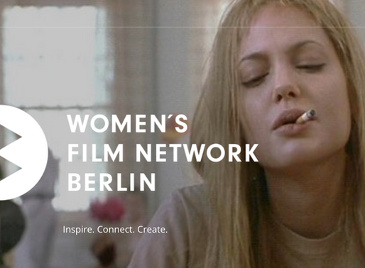 Lost to Found #2 -  Shannon Getty and Shari Mahrdt of Women's Film Network Berlin