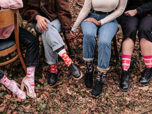 Lost to Found Series #7: Sisu Socks