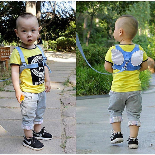 2018 Baby Kids Safety Harness Strap Toddler Walking Anti-Lost Rope Traction Rope