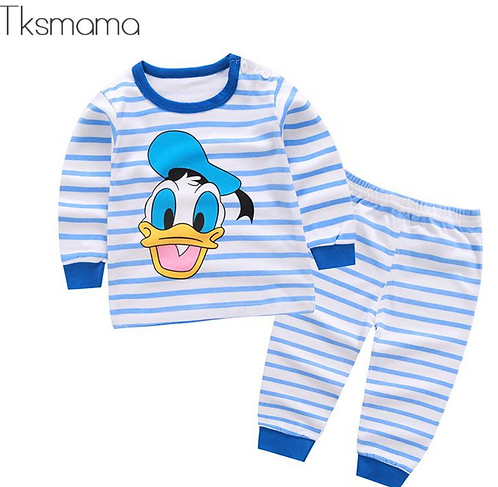 2019 Baby Clothing Set Duck Striped and other Baby Newborn Clothes For Boy Prod