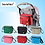 Thumbnail: Insulated Stroller Storage Bag, Messenger style