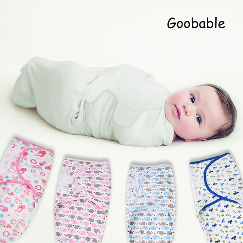 Swaddleme organic cotton infant newborn