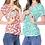 Thumbnail: Women Maternity Tops Breastfeeding Clothes Nursing Tees Top T-Shirts Short Sleev