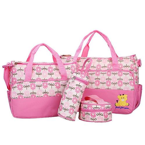 MOTOHOOD 5pcs/lot Mother Baby Bags For Mom, Organizer
