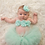 Thumbnail: Baby Toddler Girl Flower Clothes+Hairband+Tutu Skirt Photo Prop Costume Outfits