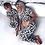 Thumbnail: 2018 Brand New Family Matching Panda Print Pajamas Set Women Baby Kids Girl