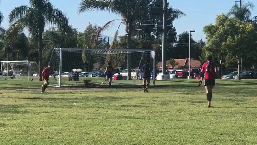 CSL CUP 2019 vs La Esperanza
